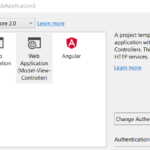 How to Customize Asp.NET Identity Core with External Database Storage  step by step