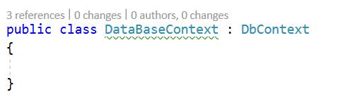 DataBaseContext