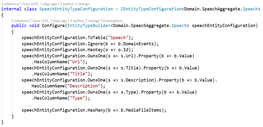 SpeechEntityTypeConfiguration