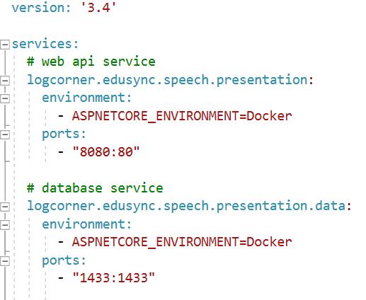 Docker-compose-overrides