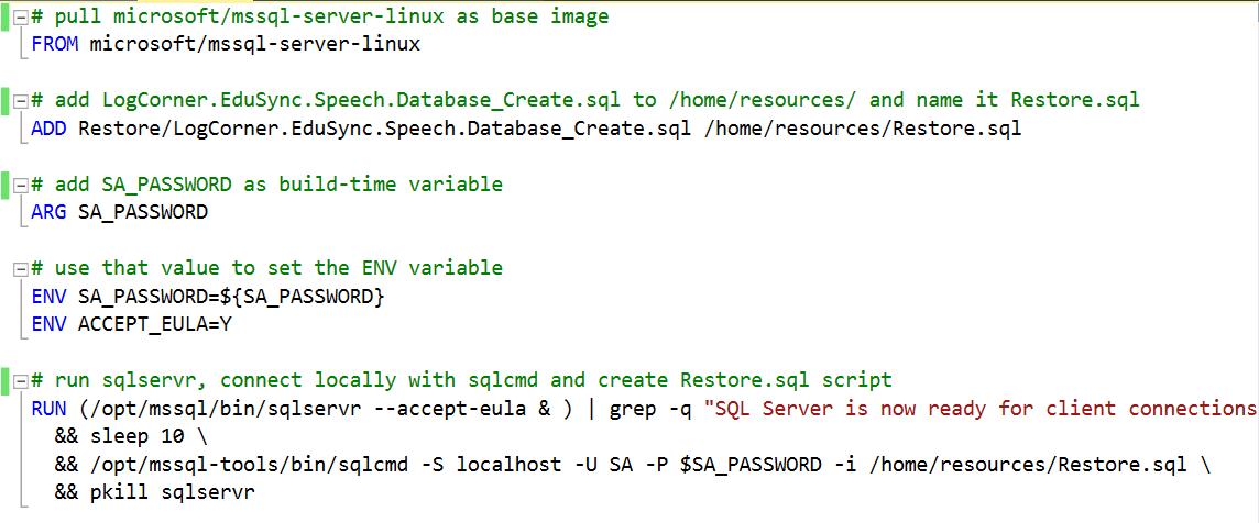 Dockerfile-sql