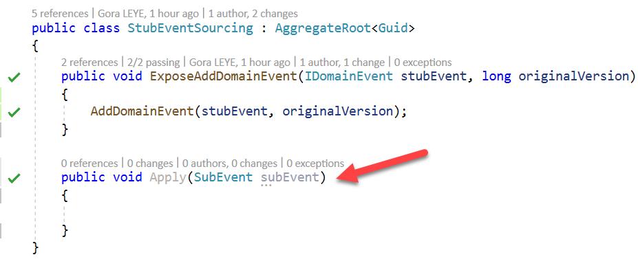 EventSourcingStubApply