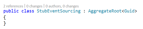 SubEventSourcing