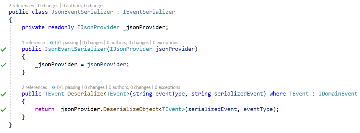 JsonEventSerializer