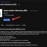 Building micro services through Event Driven Architecture part16 : Azure Active Directory B2C